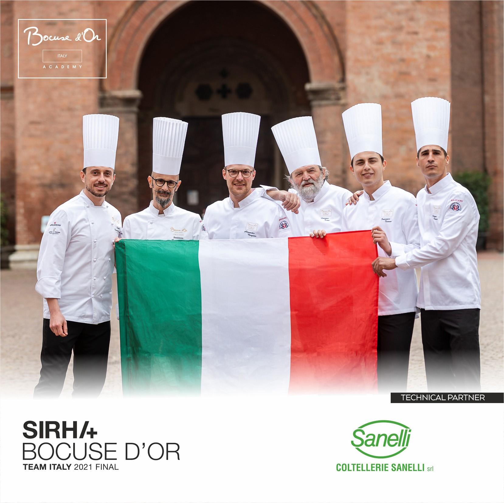 Bocuse D'Or Italy Academy